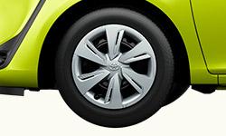 シエンタ・タイヤサイズはいくつ?インチアップやタイヤ交換は可能か?