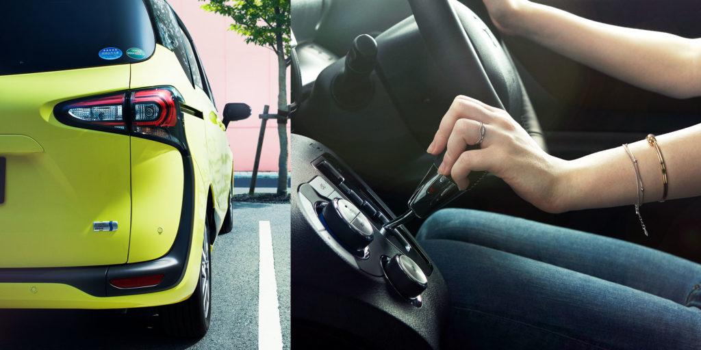 シエンタ・燃費と実際の燃費は?ハイブリッド・ガソリン車の違いは?ライバル車と比較するとどっちがいい?